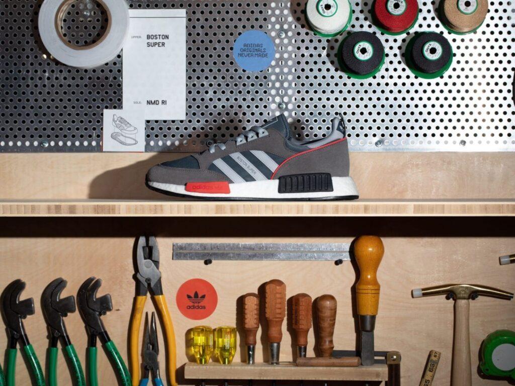 Adidas mischt einmal kräftig durch und präsentiert das