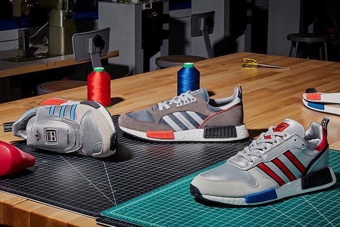"""Adidas mischt einmal kräftig durch und präsentiert das """"Never Made"""" Pack"""