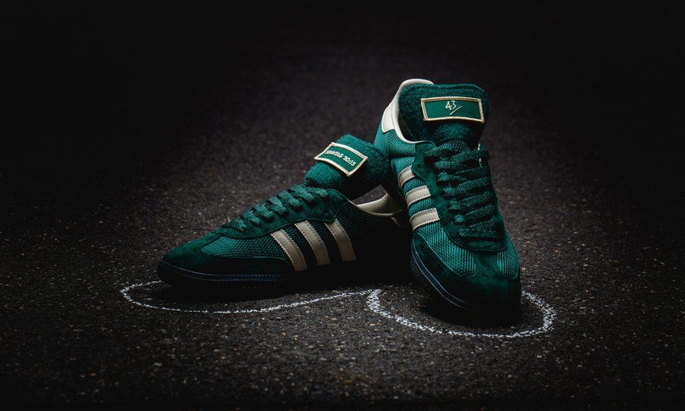 Adidas Samba LT und die 43einhalb Ermittlungsgruppe