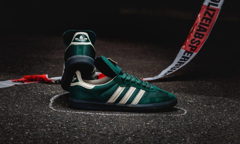 """official images low cost well known Adidas Samba LT und die 43einhalb Ermittlungsgruppe """"Sonntag ..."""
