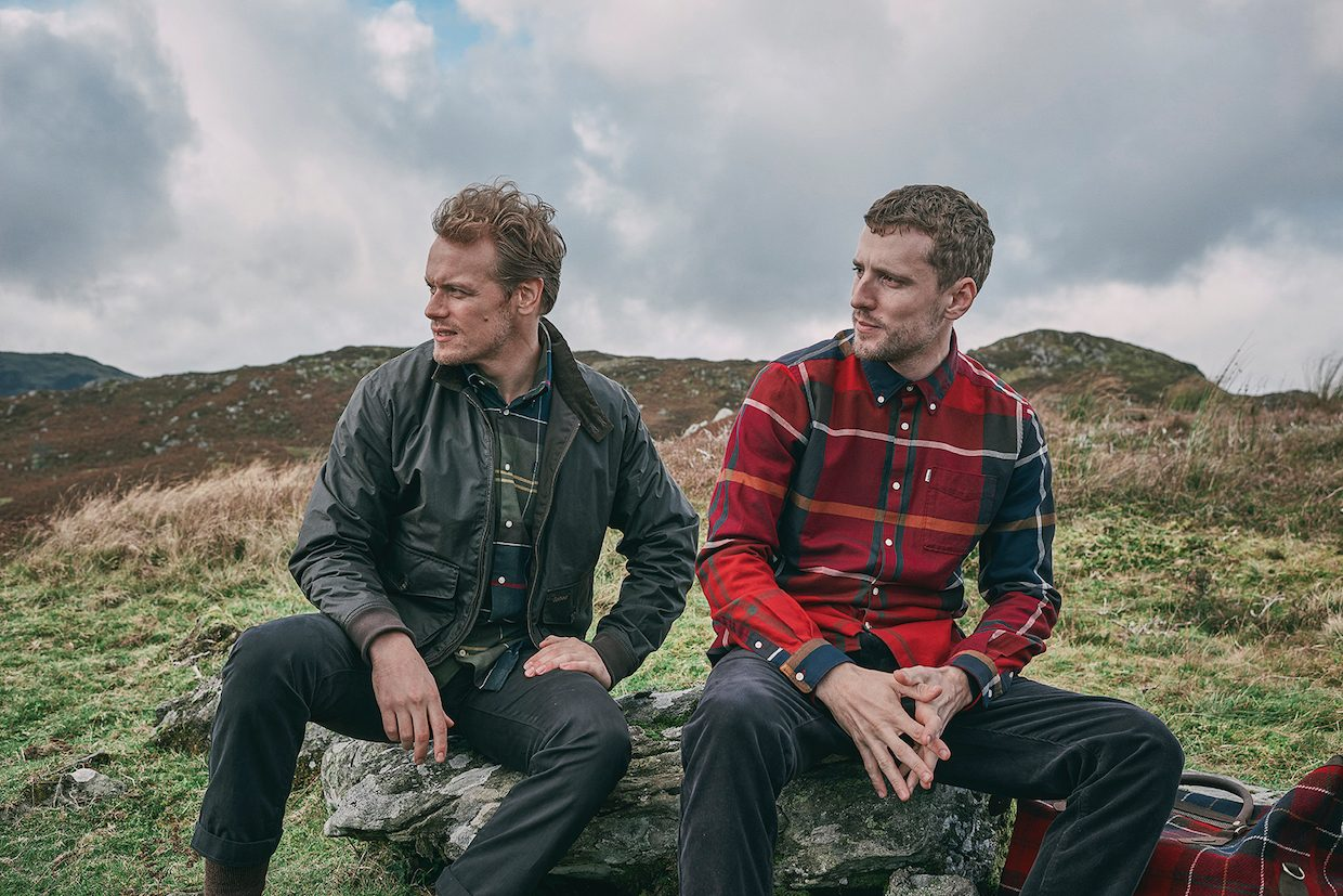 Winter 2018 – Barbour´s Tartan Army strikes back!