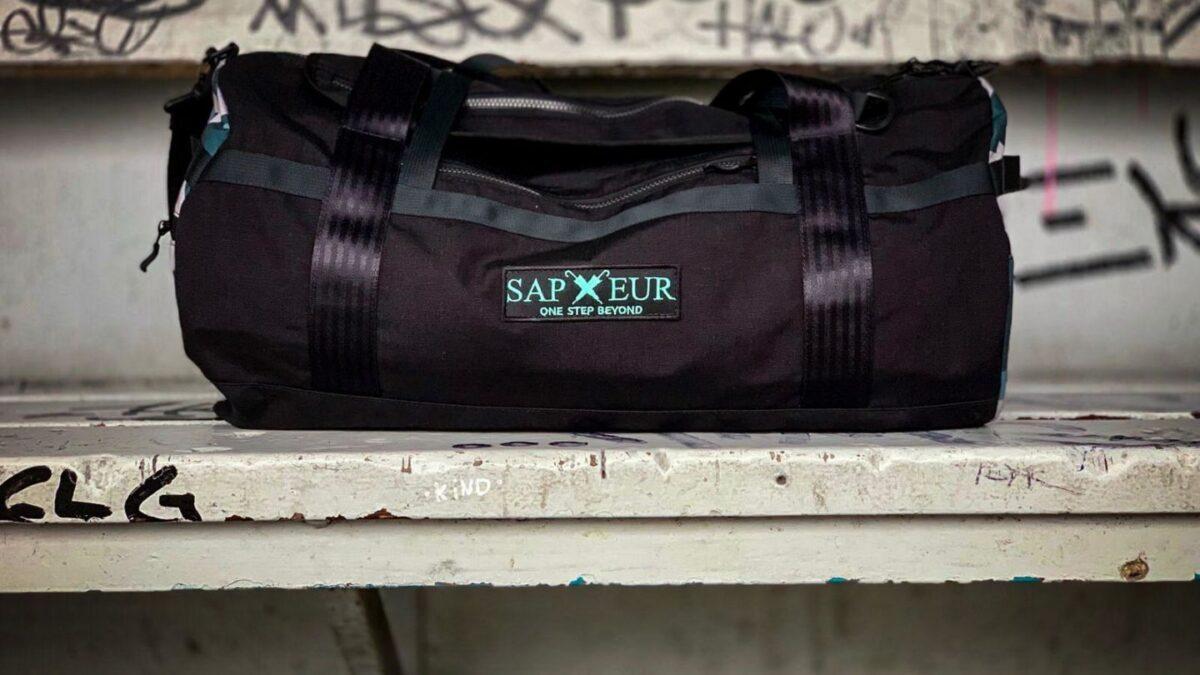 Wir stellen vor: Red Rebane X Sapeur OSB Duffle Bag