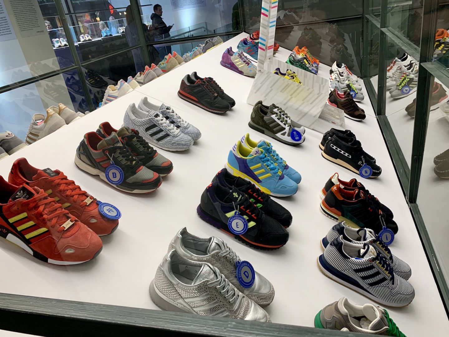 London was calling all ZX Lovers – The Roots of Running