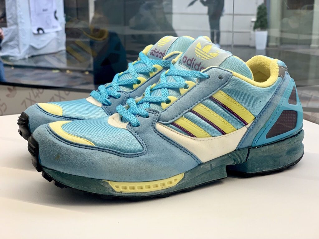 London Calling all ZX Lovers The Roots of Running | Sapeur