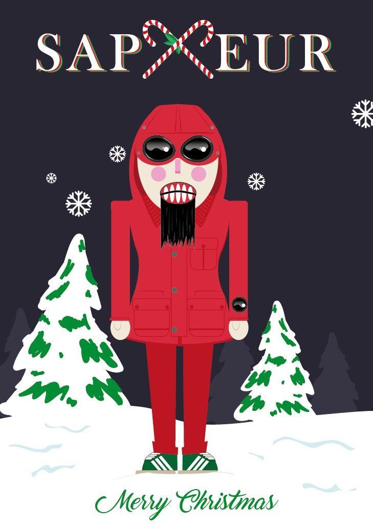 Sapeur OSB wünscht Frohe Weihnachten!