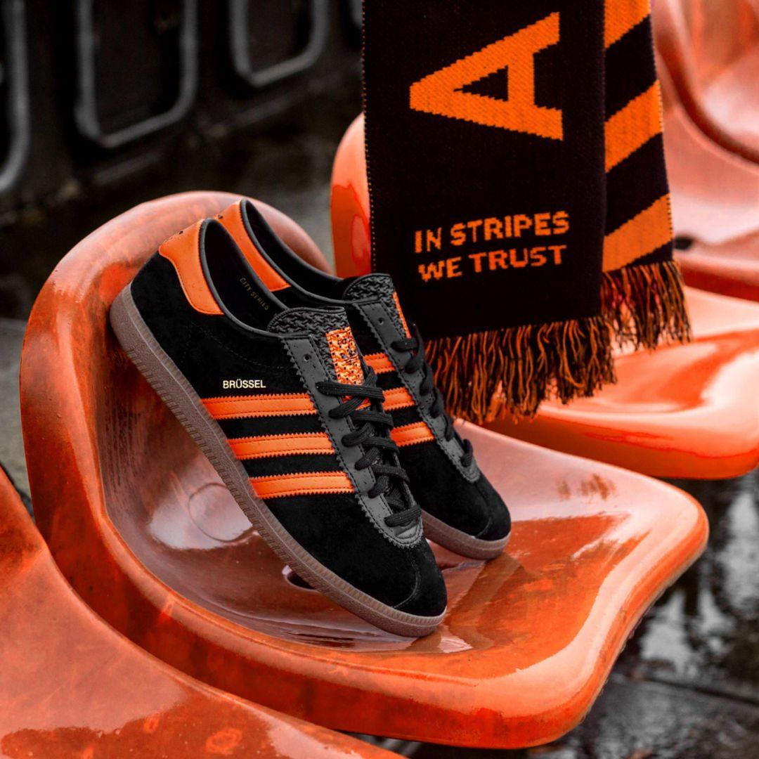 Sapeur OSB + Asphaltgold Instagram Gewinnspiel: adidas Brüssel