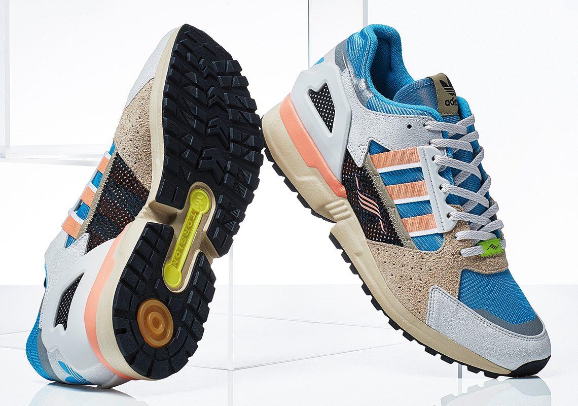 Adidas ZX 10.000 C – Die adidas ZX Familie wird fünfstellig!