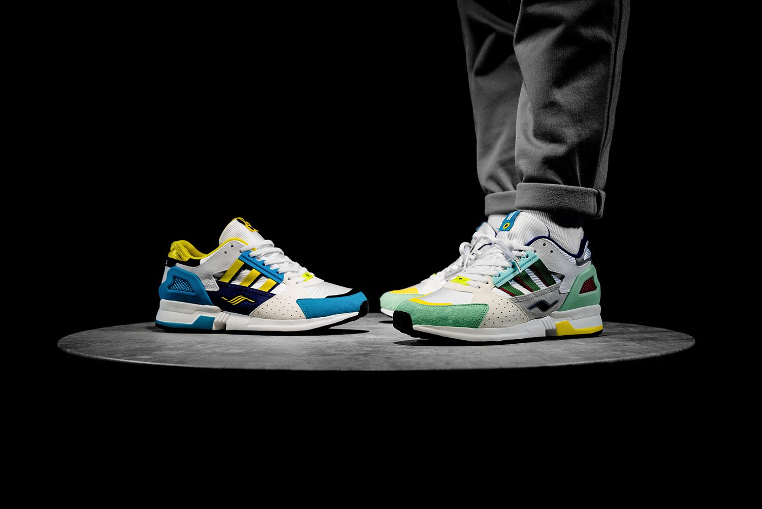 """OVERKILL x adidas Consortium ZX 10.000 C """"I CAN IF I WANT"""""""