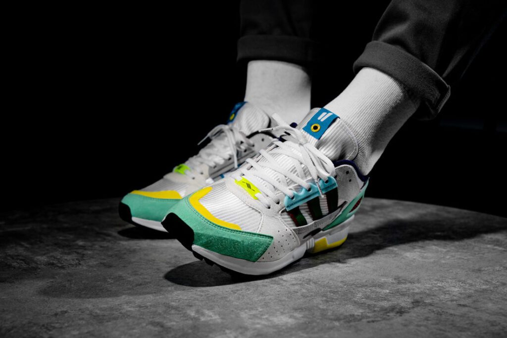"OVERKILL x adidas Consortium ZX 10.000 C ""I CAN IF I WANT"