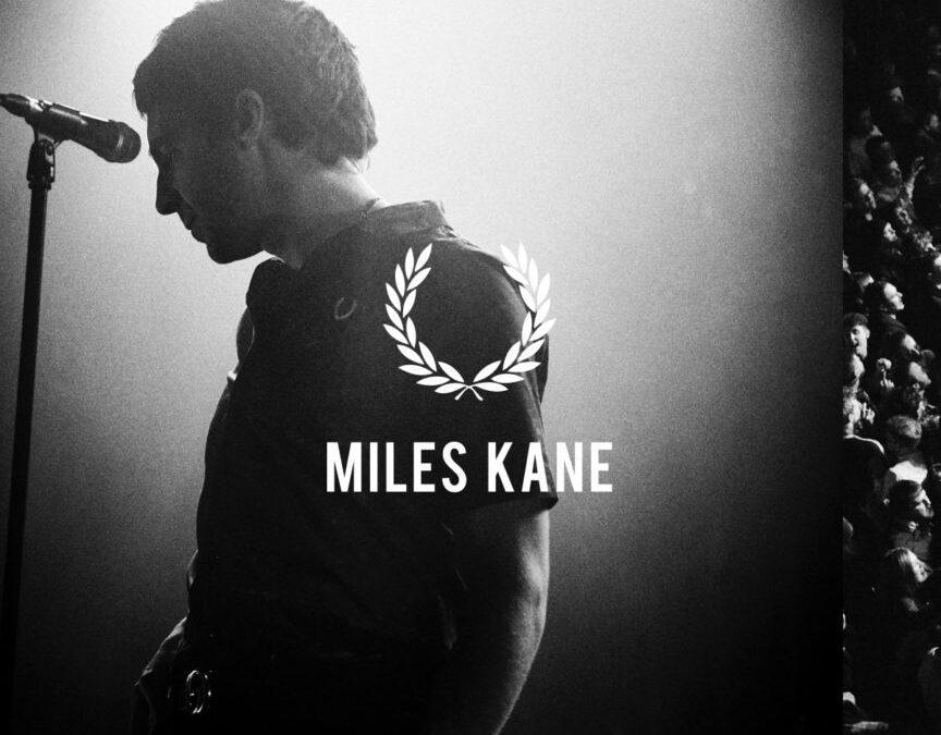 Fred Perry veröffentlicht die dritte Kollektion mit Indie-Rocker Miles Kane