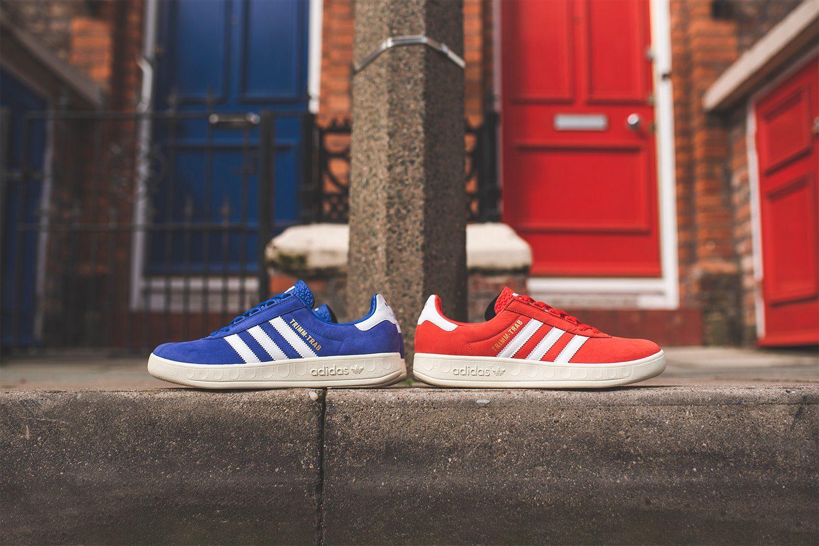 """Adidas bringt den """"Trimm Trab"""" als """"Merseyside"""" Pack zurück"""