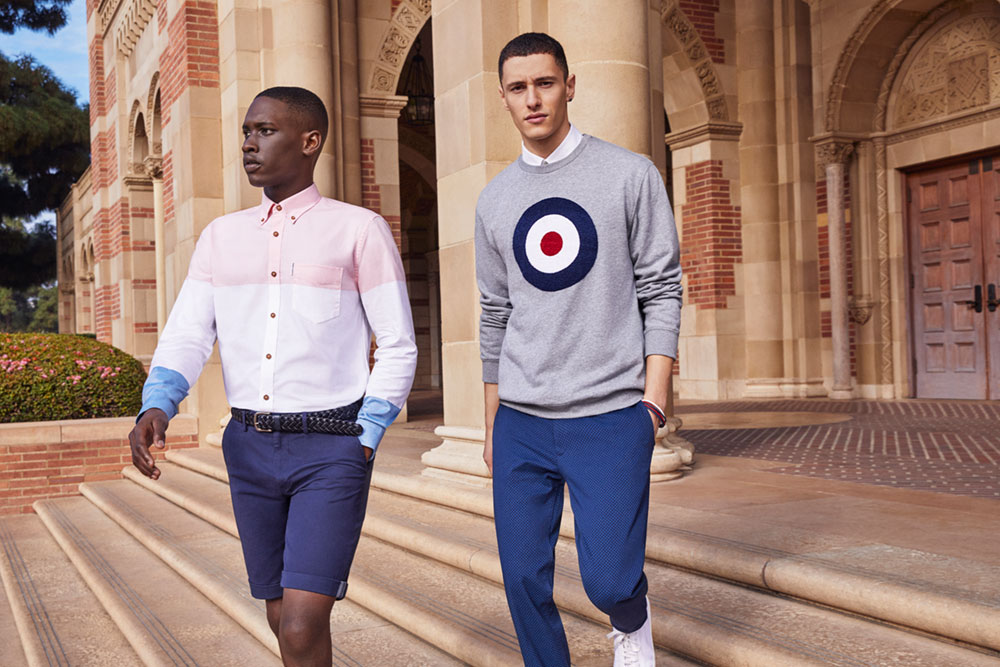 Ben Sherman | The King´s Road Ivy Collection