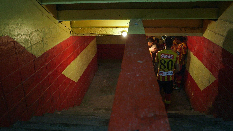 American Fútbol besucht die lateinamerikanische Fussballkultur