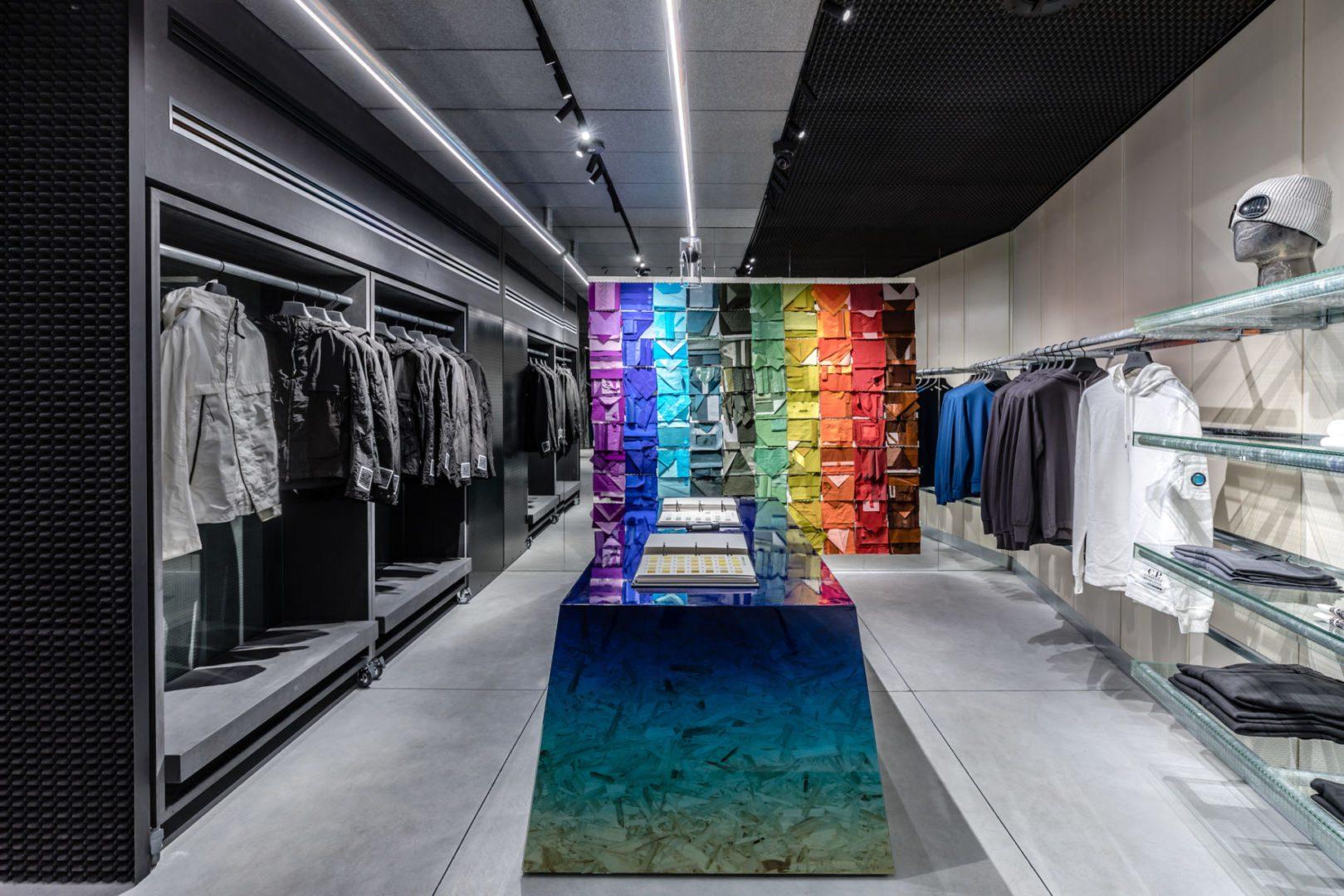 Benvenuti a Milano – Der neue C.P. Company öffnet seine Pforten