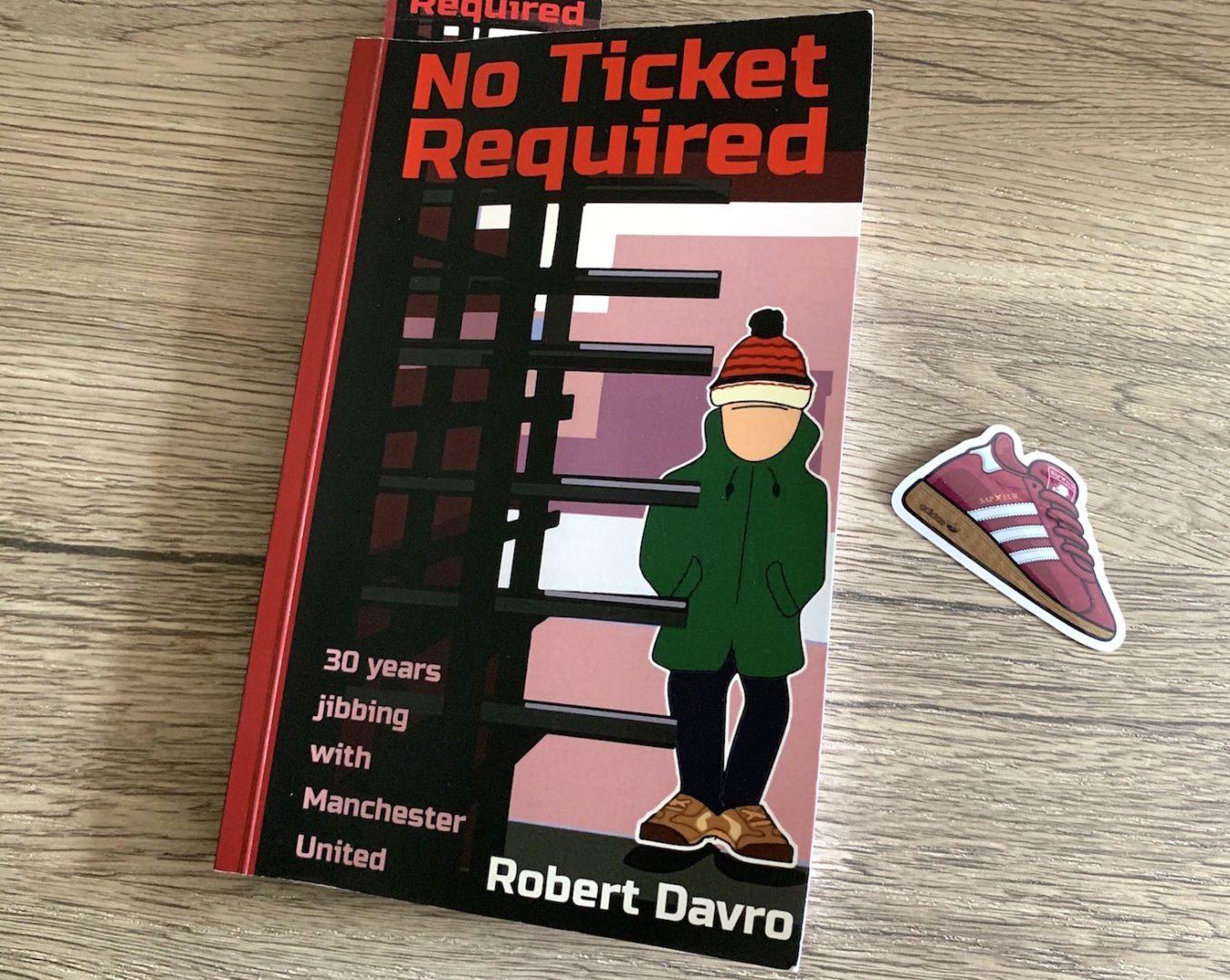 """Im Gespräch mit Robert Davro, Autor von """"No Ticket Required"""""""