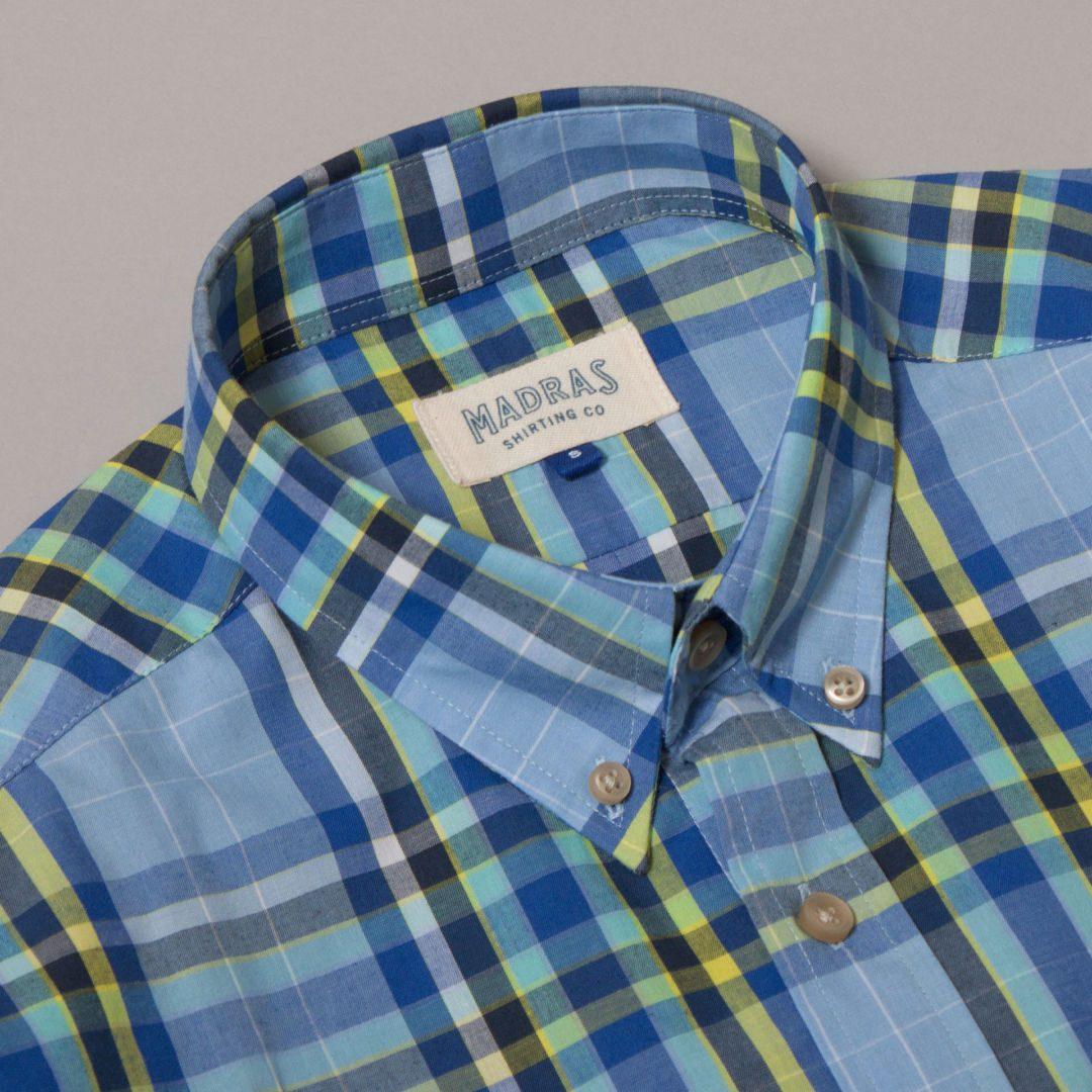 Was gibt es Neues von Madras Shirting Company?