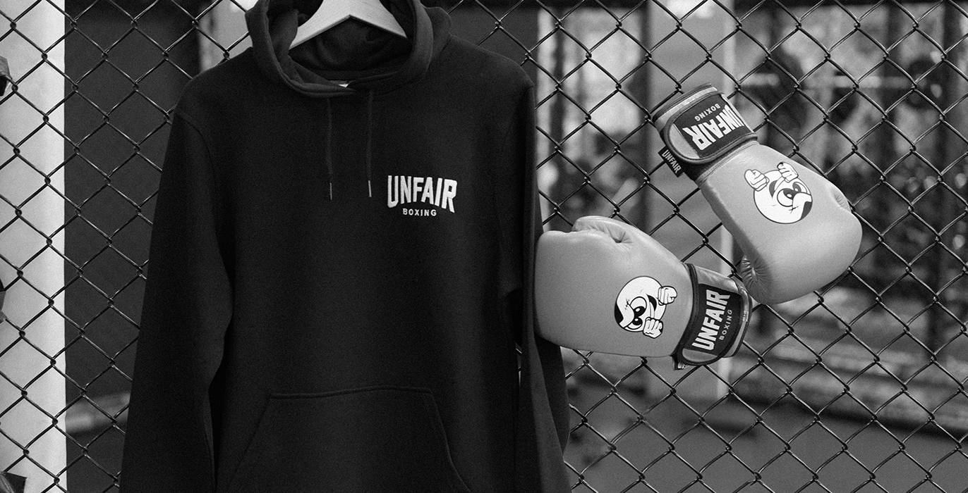 Unfair Athletics Boxing Club gonna knock you out!