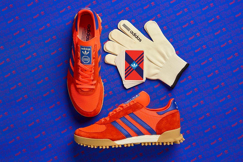 Adidas Originals & size? präsentieren einen sommerlichen Marathon TR