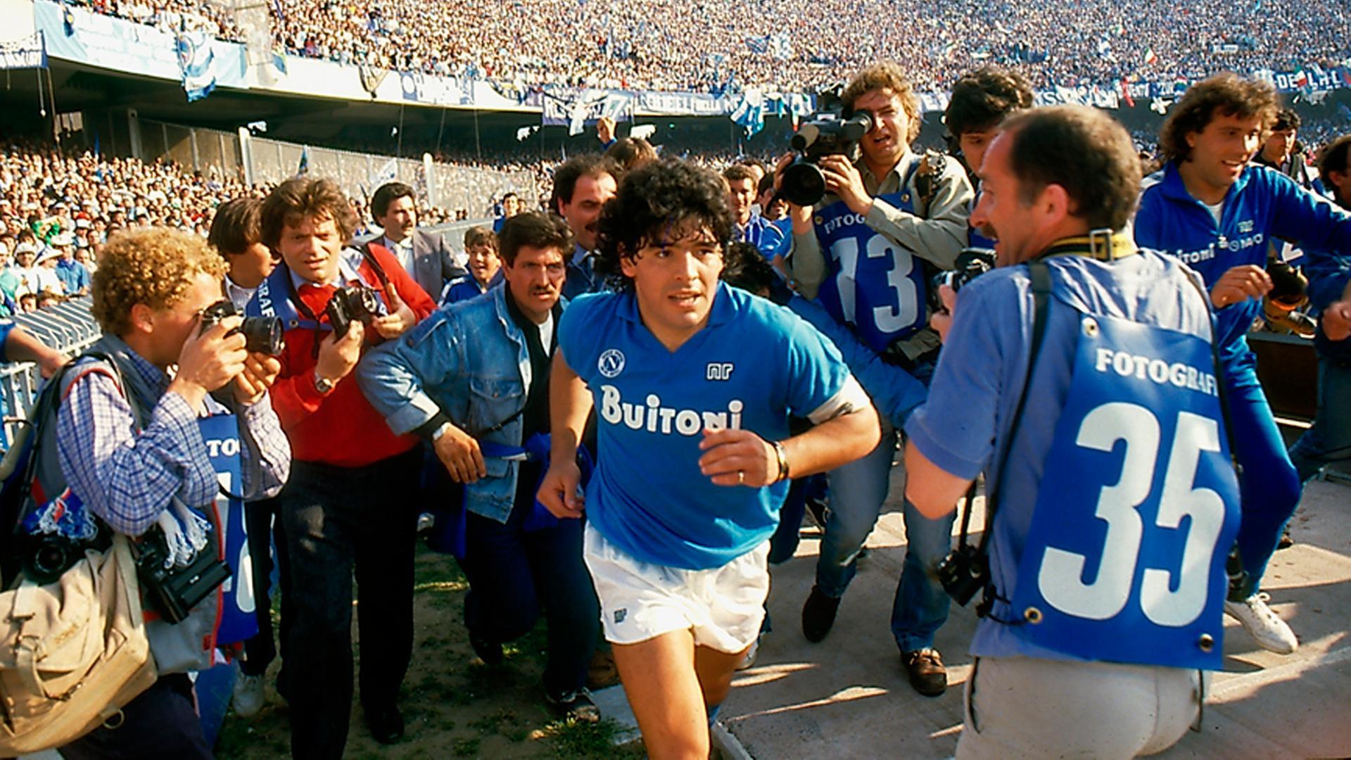 Diego Maradona – Die Filmografie kommt Anfang September in die deutschen Kinos