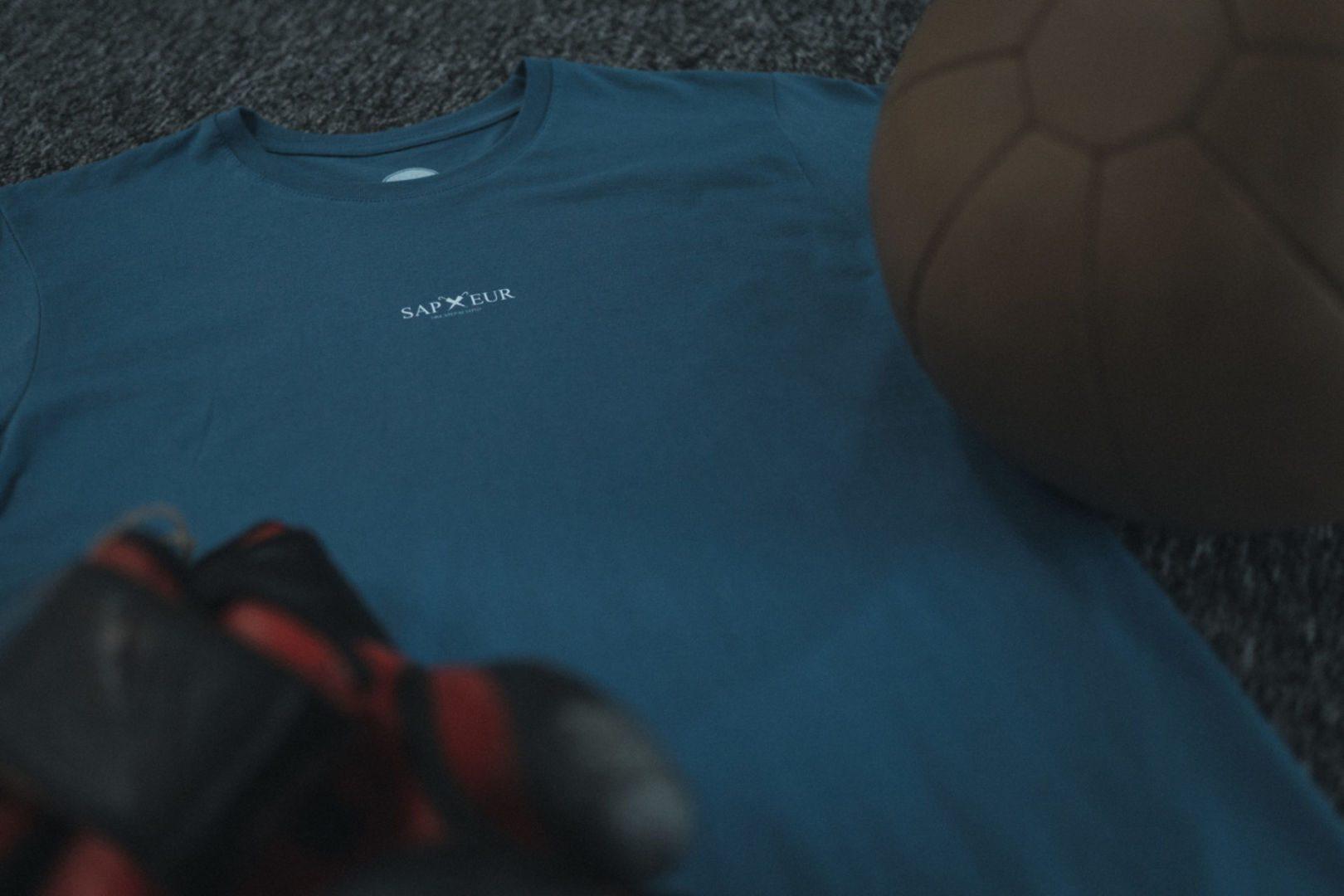 "Sapeur OSB ""Riot Cloud"" T-Shirts"