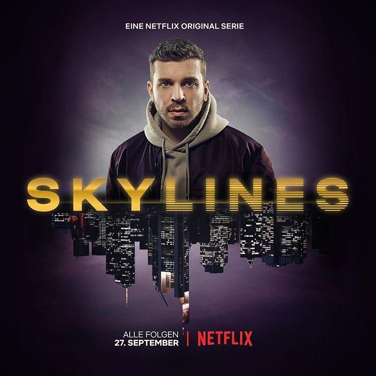 Willkommen in Krankfurt | Die Serie Skylines startet heute auf Netflix