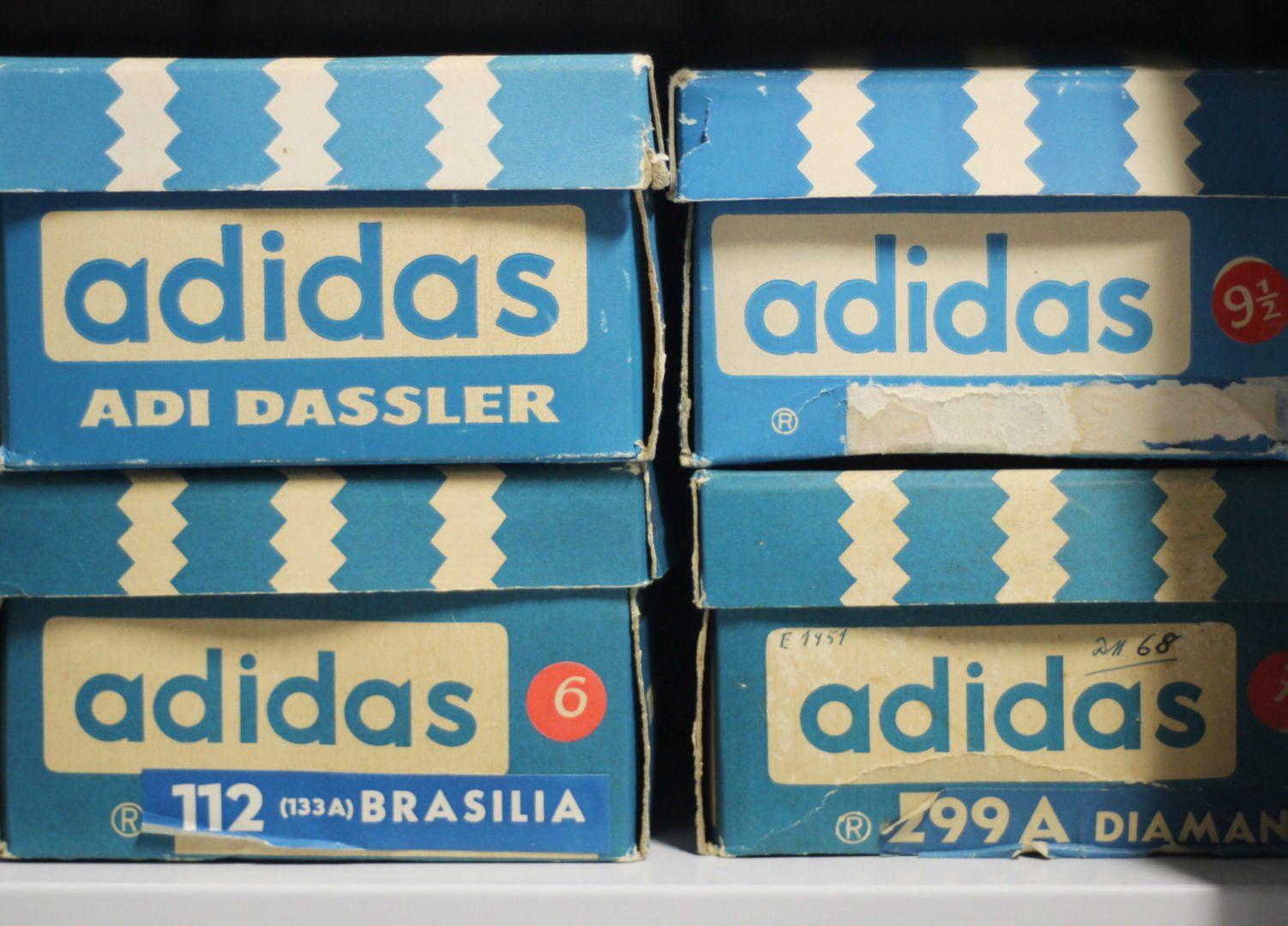 adidas Archive Tour mit Asphaltgold