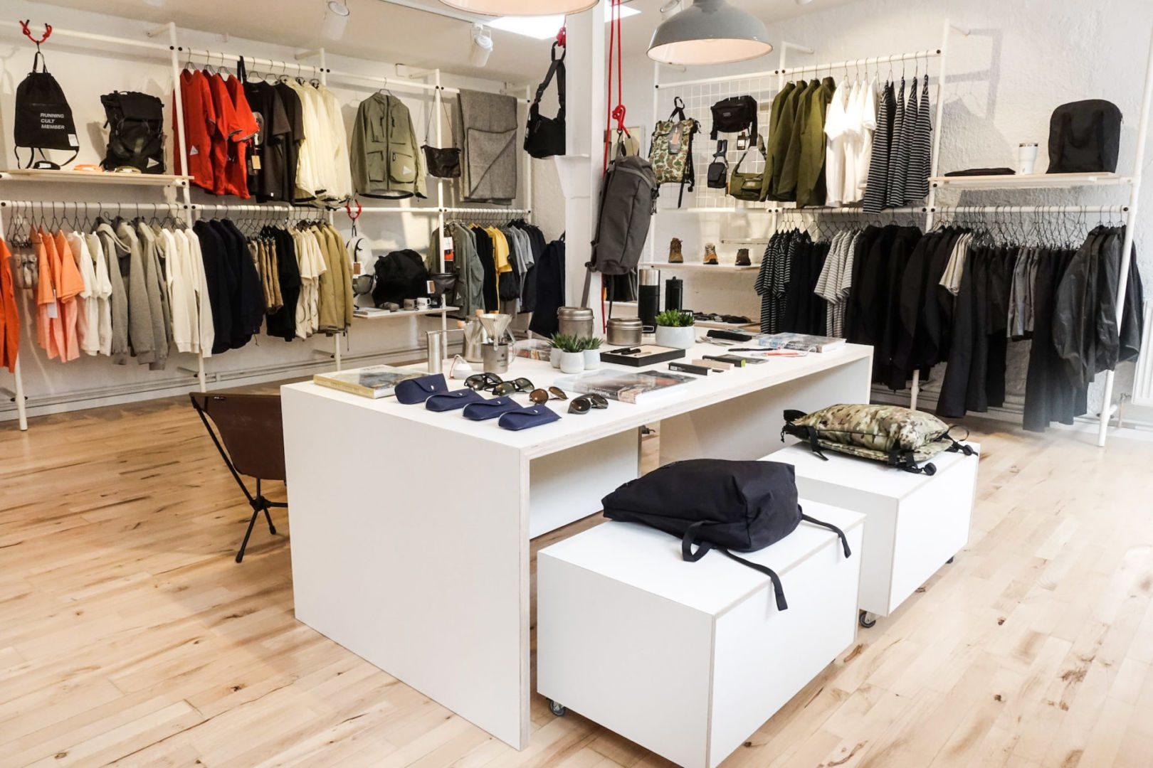 Sapeur OSB im Gespräch mit DERU Store aus München
