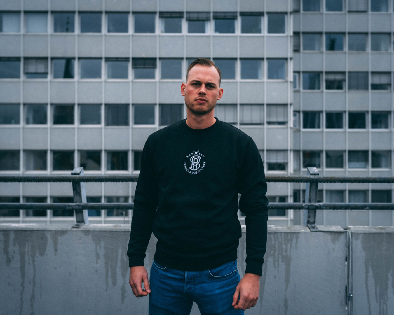 "Sapeur OSB ""Casual & Pub Culture"" Sweatshirts"