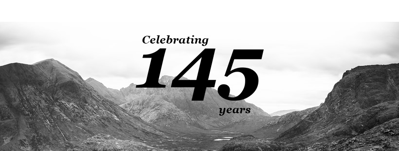 Lyle & Scott | Celebrating 145 years