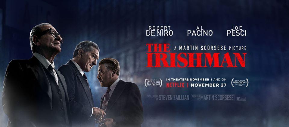 Sapeur OSB Filmtipp: THE IRISHMAN by Martin Scorsese