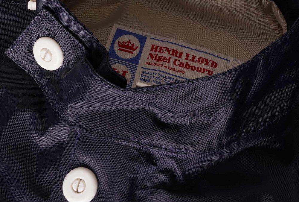 Henri Lloyd X Nigel Cabourn | A Meeting of two British Masterminds