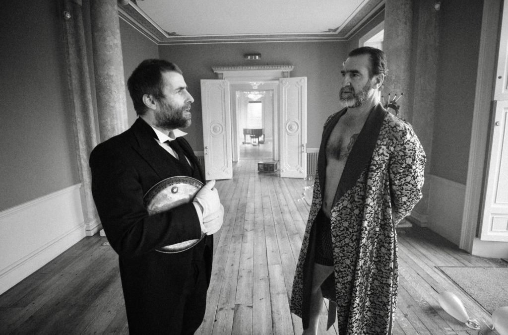 Liam Gallagher – Once (feat. Eric Cantona)