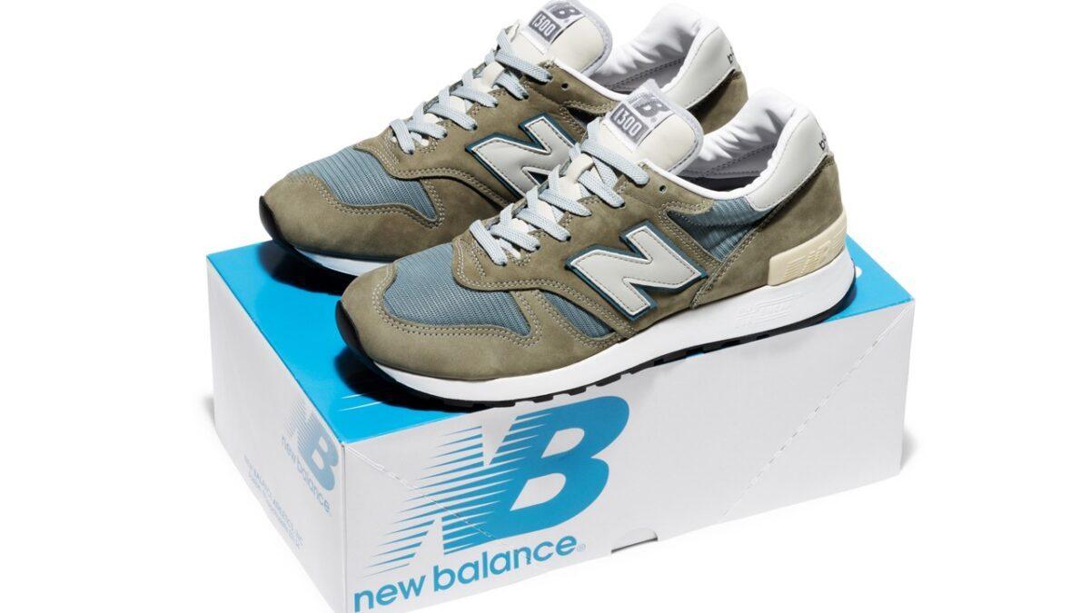 New Balance 1300JP | Alle (fünf) Jahre wieder
