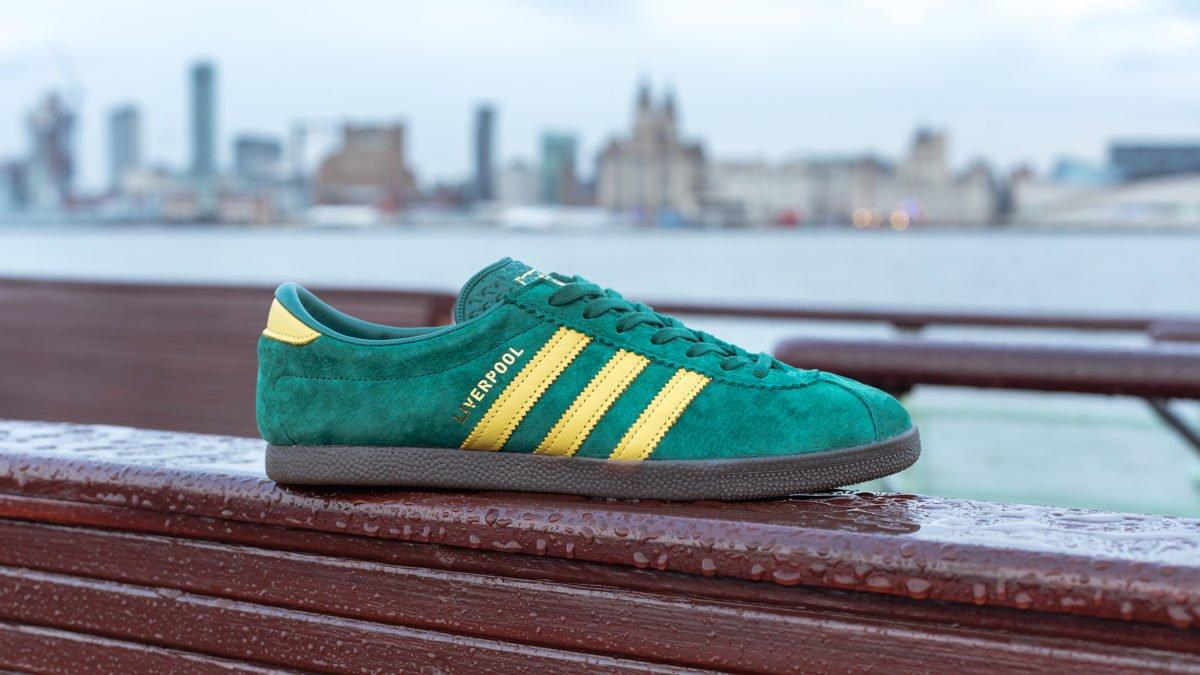 "size? x adidas Originals Anniversary City Series ""Liverpool"""