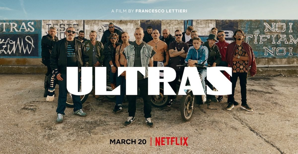 Netflix & Chill: ULTRAS by Francesco Lettieri