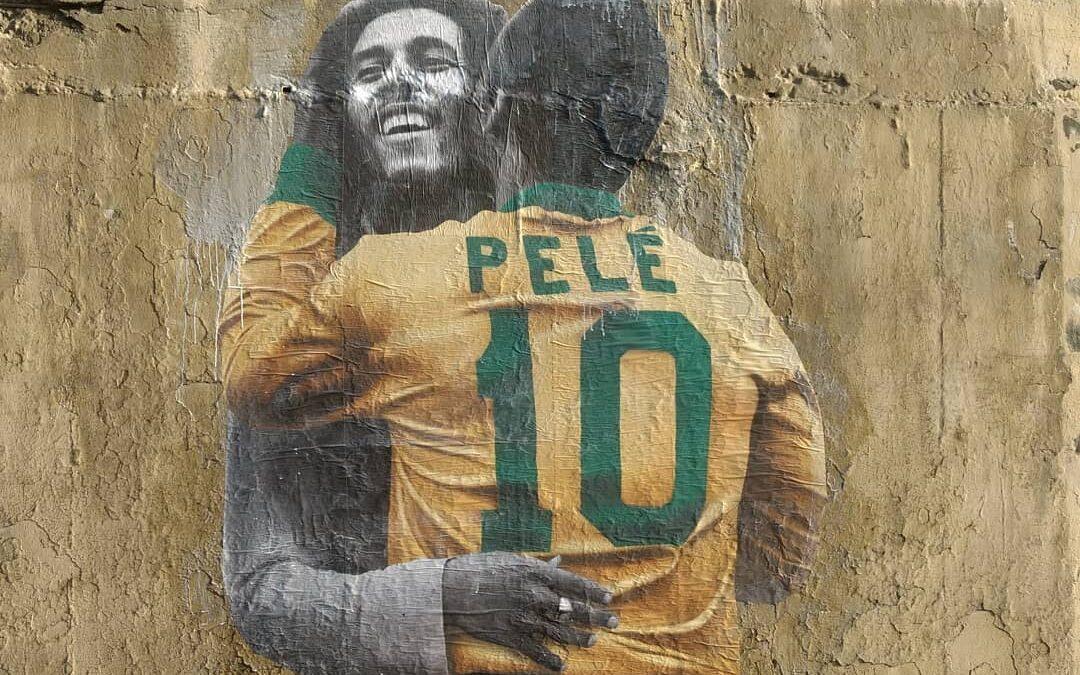 Pelé Beijoqueiro by Bueno Caos