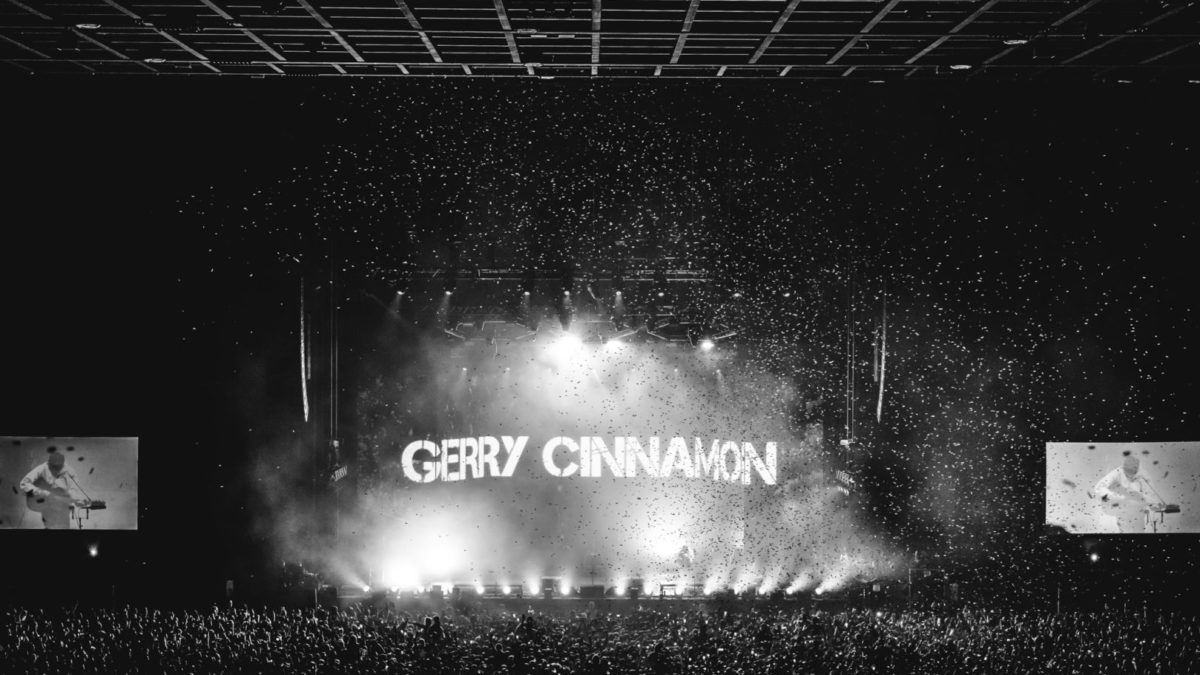 Gerry Cinnamon – Where we´re going