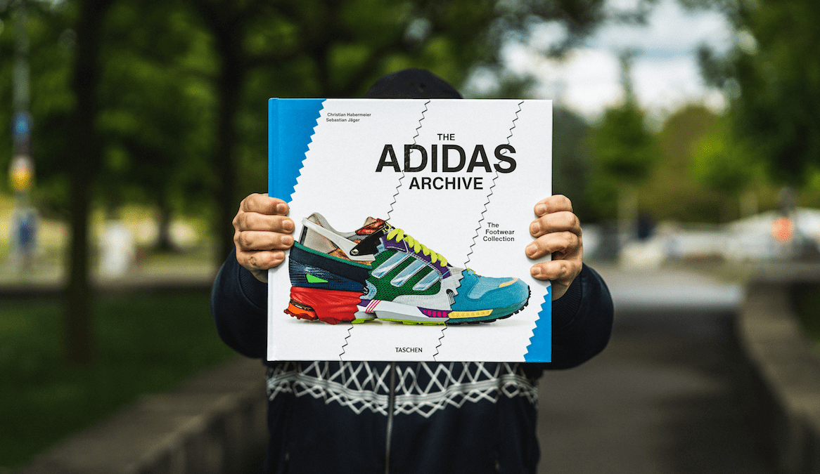 Buchvorstellung: The Adidas Archive /// The Footwear Collection