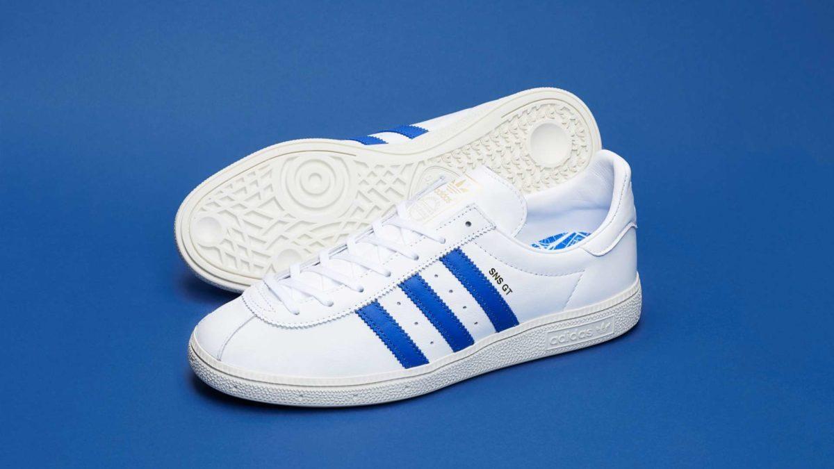 "Adidas SNS GT ""Stockholm""| Hometown Love"