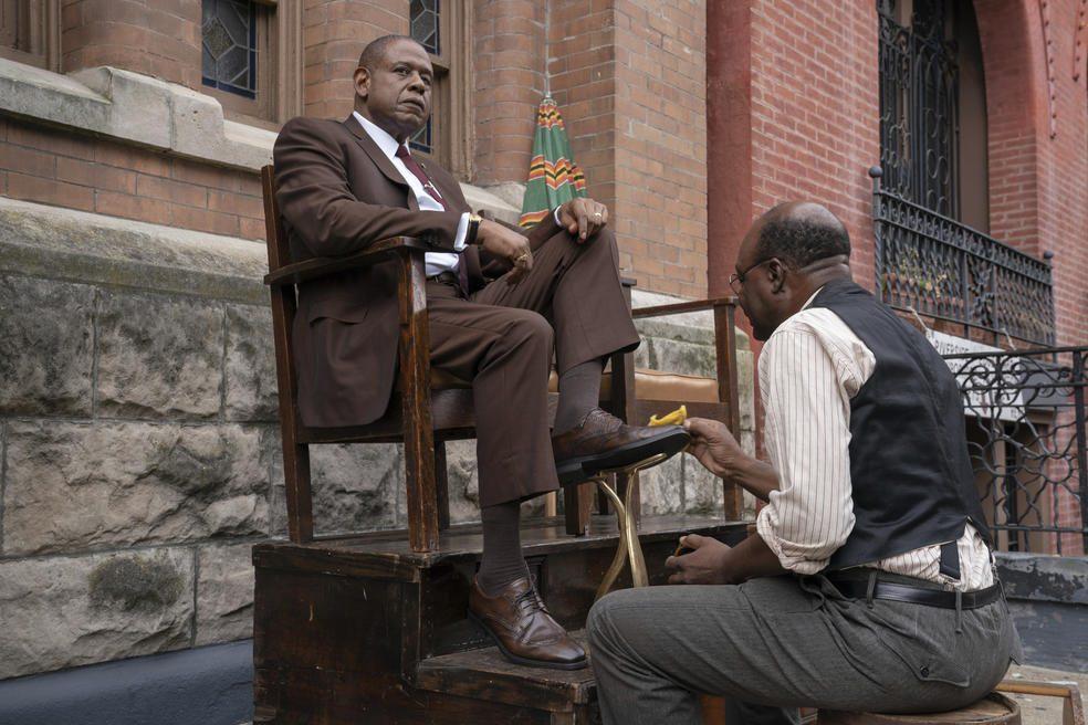 Serientipp: Godfather of Harlem