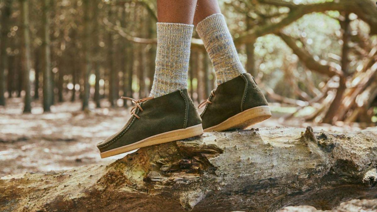 """Hikerdelic X Yogi Footwear präsentieren ihren """"Eric"""" Schuh"""
