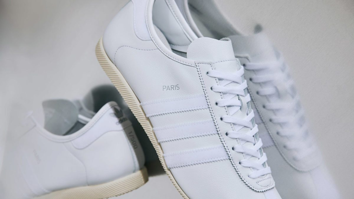 Adidas Paris – END. Exclusive
