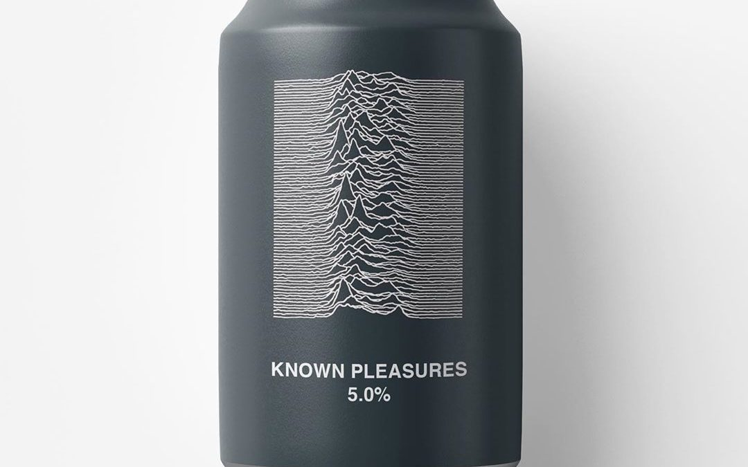 BeerWax | Album covers as craft beer cans