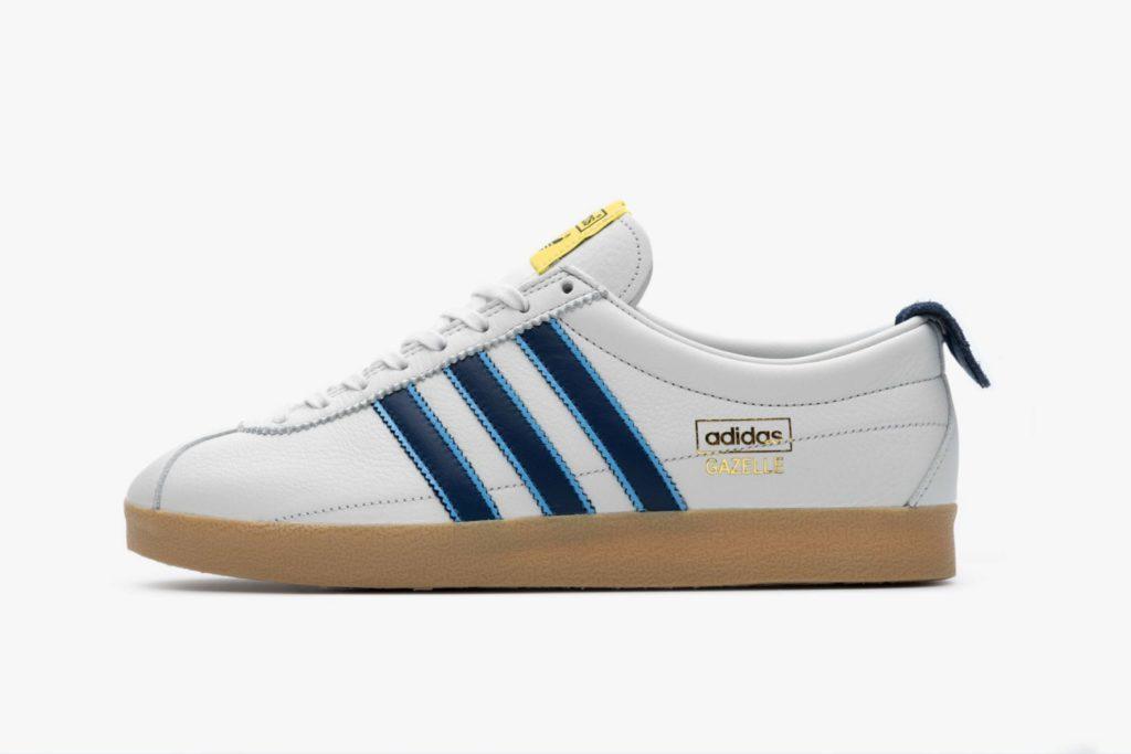 Lago taupo Nominal asesino  adidas Originals Gazelle Vintage 'Euros' – size? Exclusive | Sapeur - One  Step Beyond
