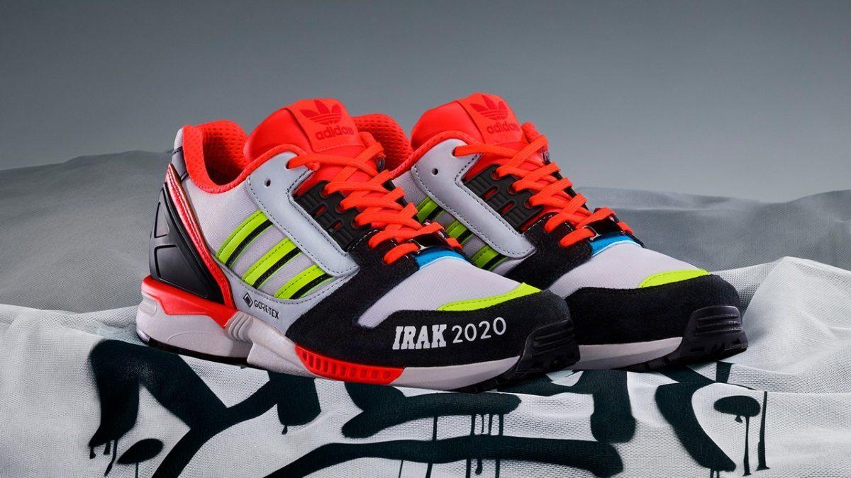 A-ZX Serie | adidas Originals x IRAK ZX 8000 GTX