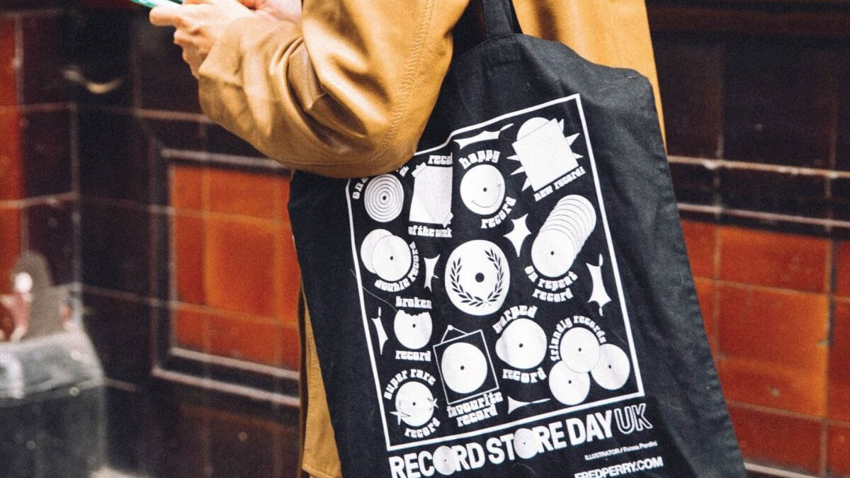 Fred Perry | Record Store Day 2020