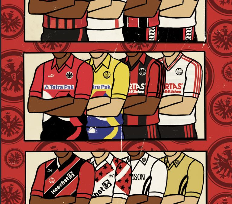 Peter O´Toole Art | Bundesliga through the Years