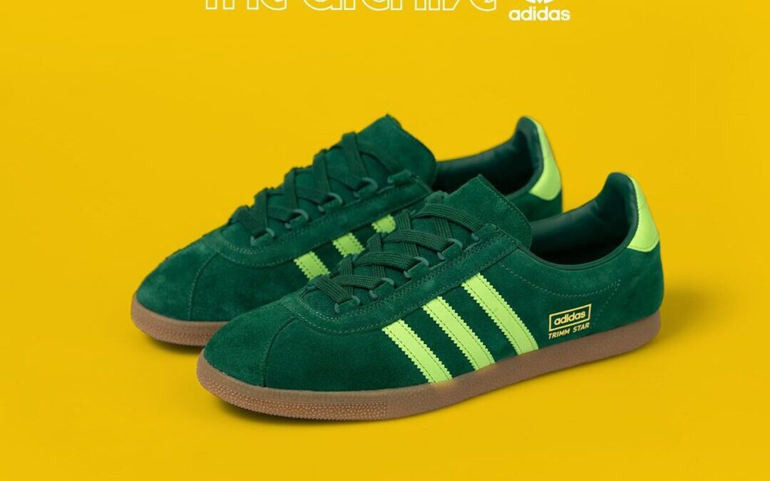 "The Lost Ones /// adidas Trimm Star ""London"""