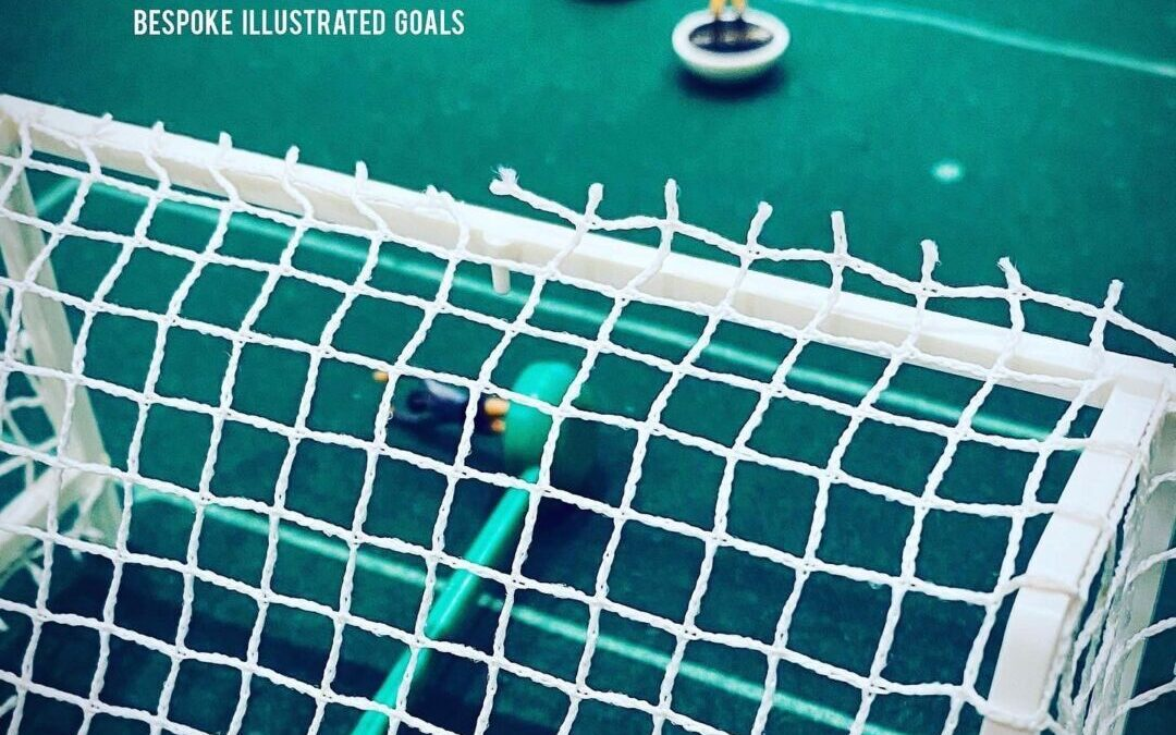 SUBEAUTIES | Bespoke illustrated Goals by Marcus Reed