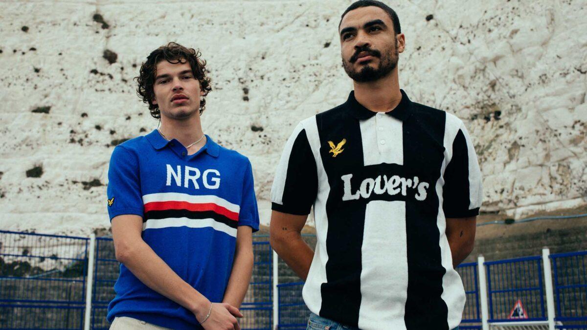 Die Collabo Lyle & Scott X Lovers FC wird fortgesetzt